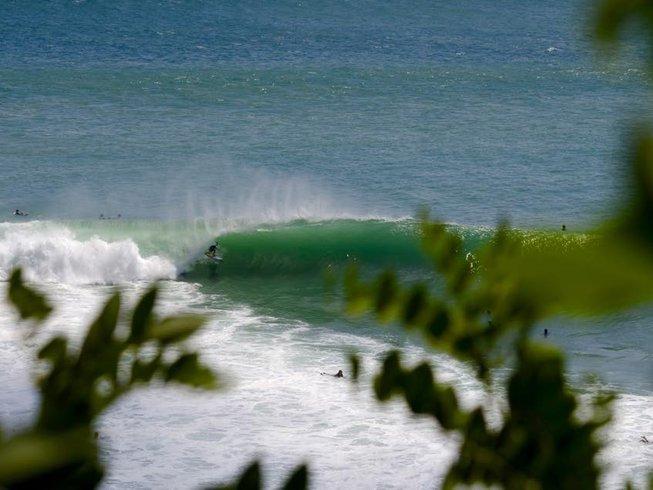 8 Days Yoga and Surf Camp in Kerobokan, Badung, Indonesia