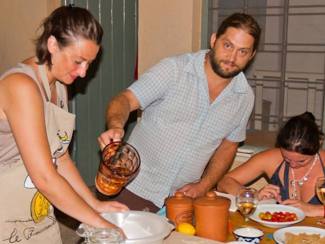 8 Days Hands-On Cooking & Cultural Experience in Crete