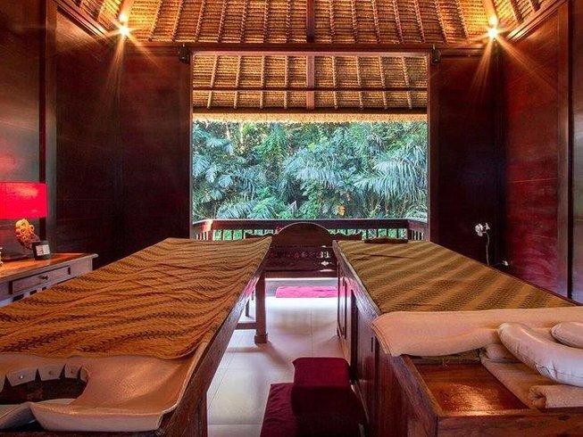 8 Days Refresh Ayurvedic Yoga Retreat in Bali, Indonesia