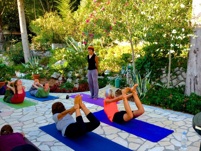 26 Days 200-hour Yoga Teacher Training in Croatia