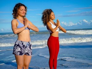 4 Days Reset Yoga and Meditation Ocean Retreat on Cocoa Beach in Florida, USA