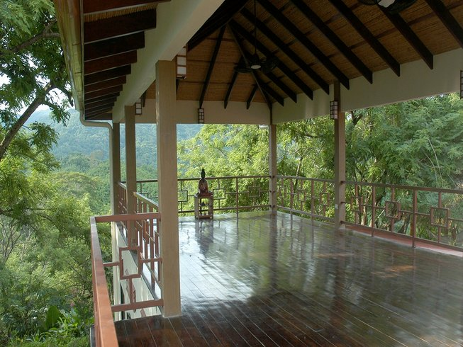 8 Days Vista Yoga Retreat in Costa Rica