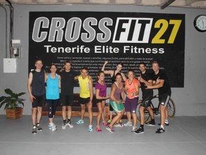 8 Day CrossFit Retreat in Costa Adeje, Tenerife Suitable for All Levels