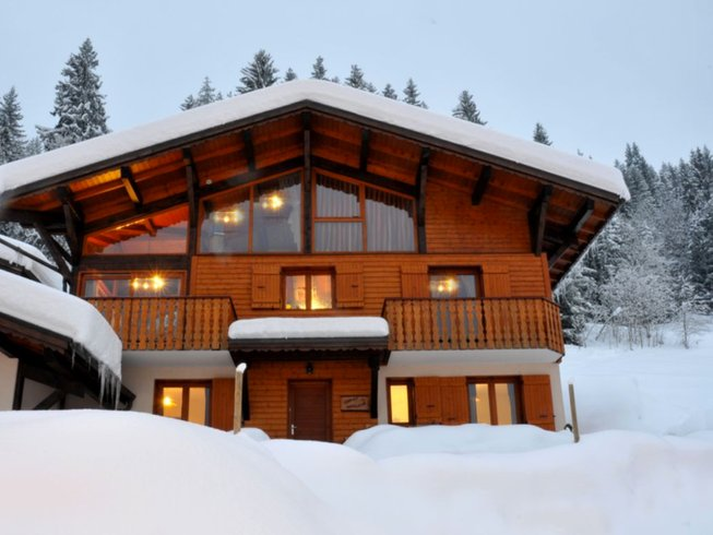 8 Days Ski and Yoga Retreat in Morzine, France