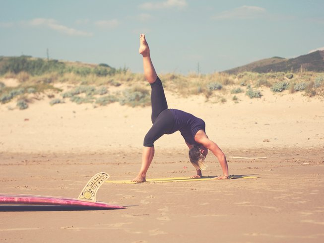7 Days Yoga, Surf, and Cooking Vacations in Aljezur, Portugal