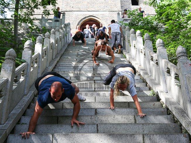 1 Month Shaolin Kung Fu and Tai Chi in Shandong, China