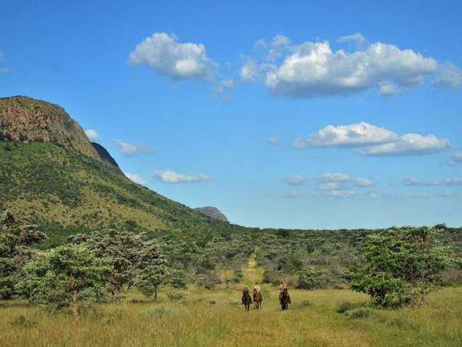 10 Days Exciting Horseback Safari in South Africa