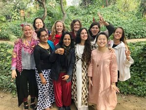 "15 Days ""Devi's Töchter"" Yogini Retreat für Frauen in Auroville, Indien"