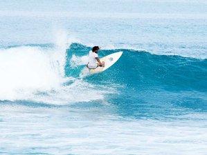8 Days Surf Camp in Padang Padang, Bali, Indonesia