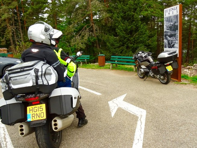 5 Days Cross-Country Motorbike Tour UK