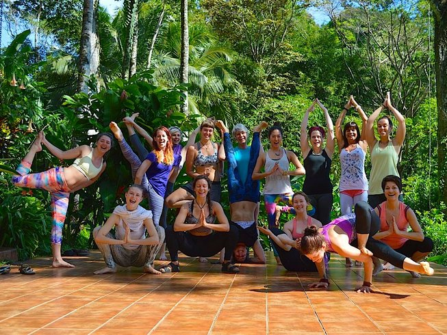 30 Days 300-Hour Yoga Teacher Training in Costa Rica