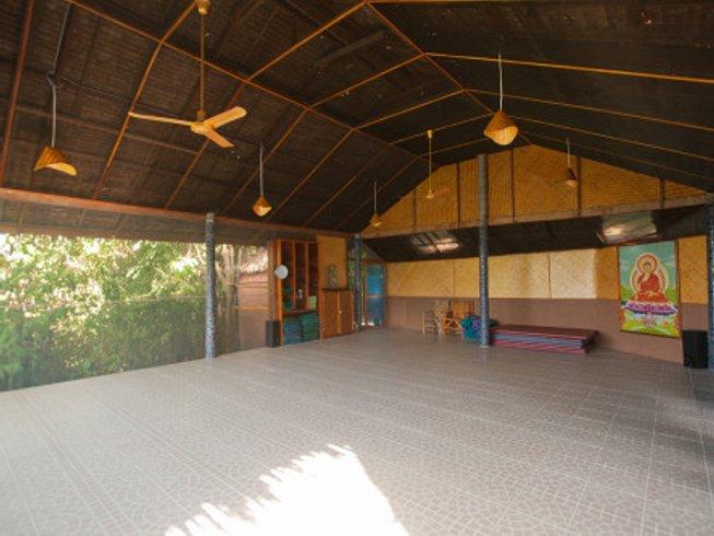 8-Daagse Ashtanga Yoga Retraite in Koh Pha Ngan, Thailand