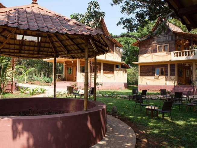 7-Daagse Holistische Genezing Yoga Retreat in Goa, India