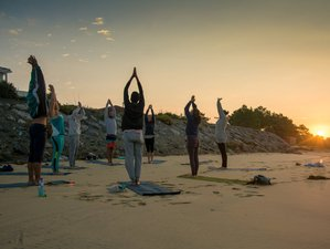 8 Tage 30+ Surf Camp und Yoga Retreat in Mimizan, Landes