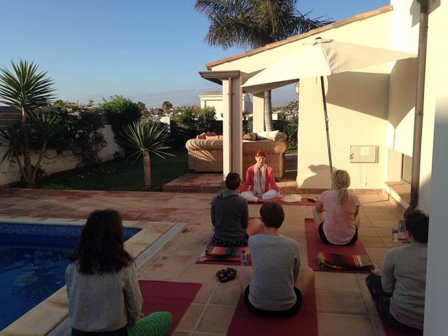 8 Days Yoga and Surf Camp Spain