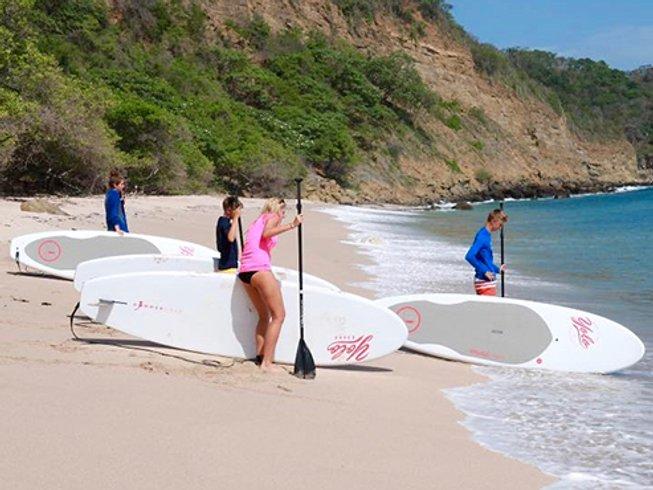 7-Daagse Surf en Yoga Retraite in Nicaragua
