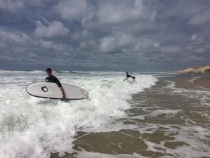 4 Days Long Weekend Surf Holiday in Gironde, France