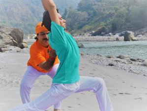 31 Days 300-Hr Yoga Therapy Teacher Training in Rishikesh, India