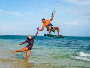 4 Days Beginner Kite Surf Camp in Buen Hombre, Dominican Republic