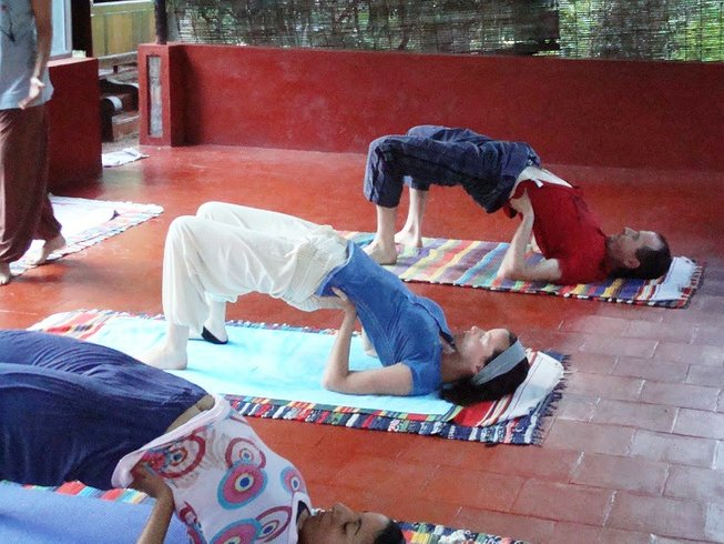 20 Days 200hr Yoga Teacher Training in Barcelona, Spain