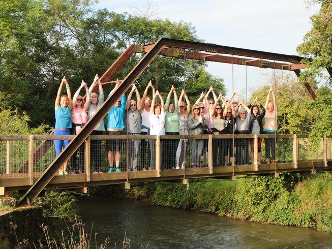 3-Daagse Welzijn Meditatie en Yoga Retraite in Thrupp, Verenigd Koninkrijk