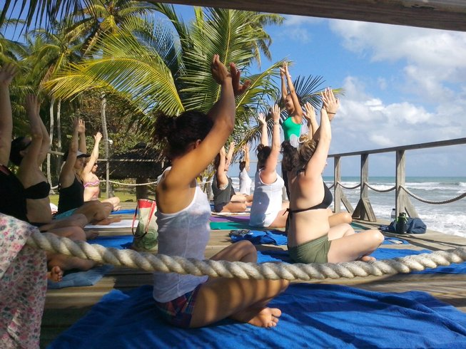 8 Days Guilt Free Christmas Boot Camp and Yoga Retreat in the Dominican Republic