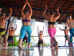9 jours en stage de yoga au Costa Rica