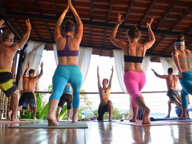 9 Days Yoga Retreat in Costa Rica