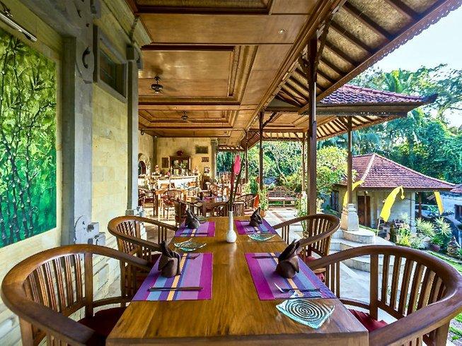 8 Days Adventure and Yoga Retreat in Bali, Indonesia