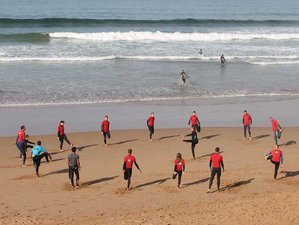 15 Days Beginner Surf Camp Tamraght, Morocco