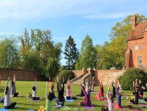 3 Days Weekend Meditation and Yoga Retreat in UK