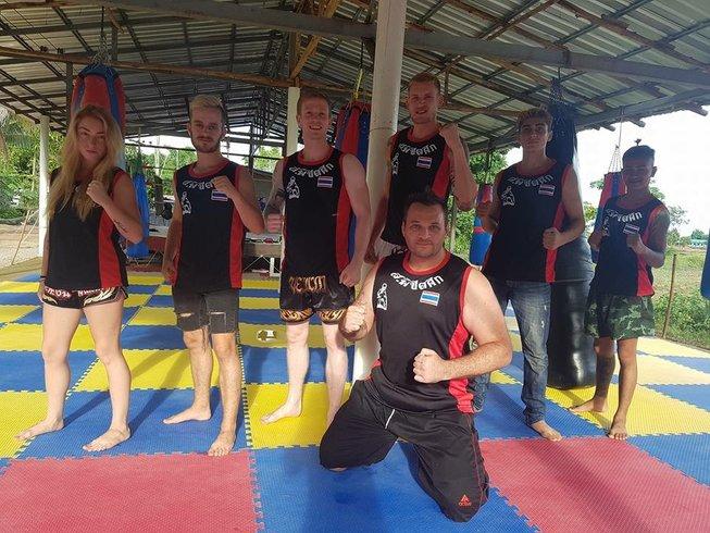 6 Months Popular Western Boxing and Muay Thai Training in Phetchabun, Thailand