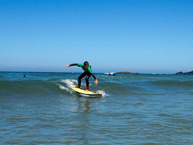 4 Days Surfing and Yoga Holiday in Portugal