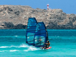 8 Days Windsurf Camp in Boa Vista Island, Cape Verde
