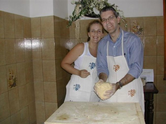 4 Days Bologna Family Cooking in North Italy