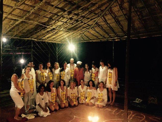 10 jours en stage de yoga avec Sam et Manav à Goa, Inde