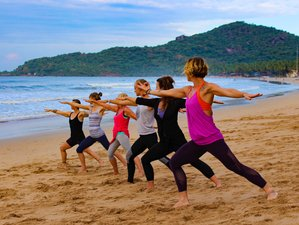 Relaxing Yoga Holiday in Picturesque Palolem Beach, India