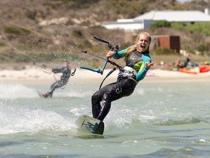 4 Days One-on-one Beginner Kitesurfing Camp in Ceara, Brazil