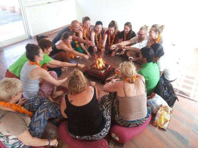 7 Days Rishikesh Meditation & Yoga Retreat in Rishikesh, India