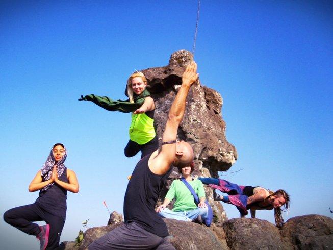 8 Days Bhakti Yoga Retreat in Maharashtra, India
