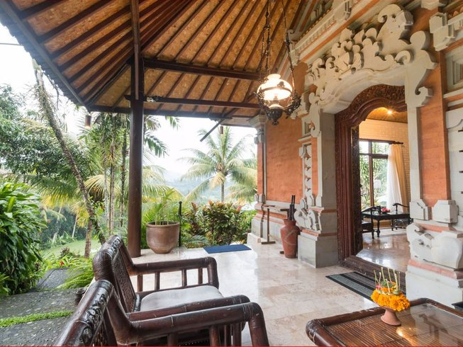 4 Days Blissful Sidemen Yoga Retreat in Bali
