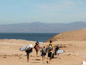 8 Day Surf and Yoga Camp in Taghazout, Souss-Massa