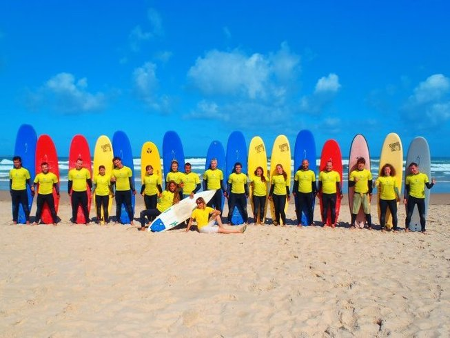 7 Days Surf Portugal Holiday