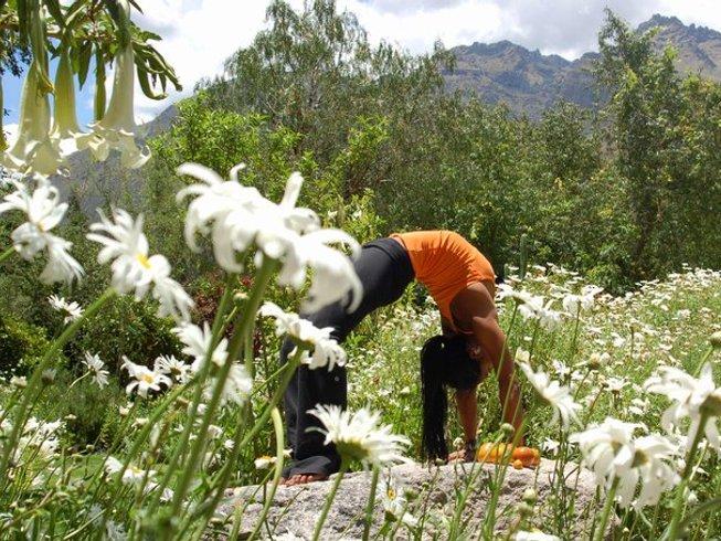 10 Tage Meditation und Yoga Urlaub im Sacred Valley, Peru