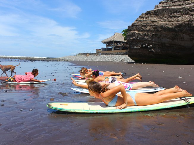 8 Days Family Surf and Yoga Retreat Hawaii