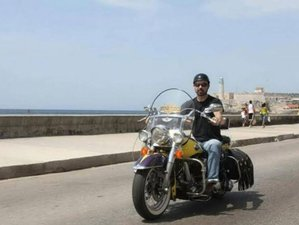 10 Day Harley Davidson Guided Motorcycle Tour in Cuba