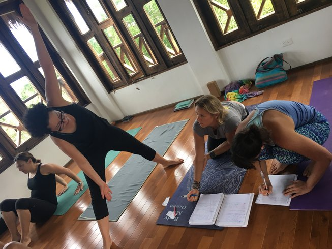 22 Days 200-Hour Yoga Teacher Training in Oregon, USA