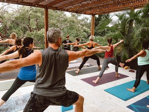 8 Days Escape The Holiday Madness: Yoga Retreat in Puerto Vallarta, Mexico