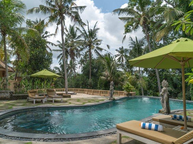 9 Days Under the Bali Sun Yoga Retreat in Tabanan Regency, Bali