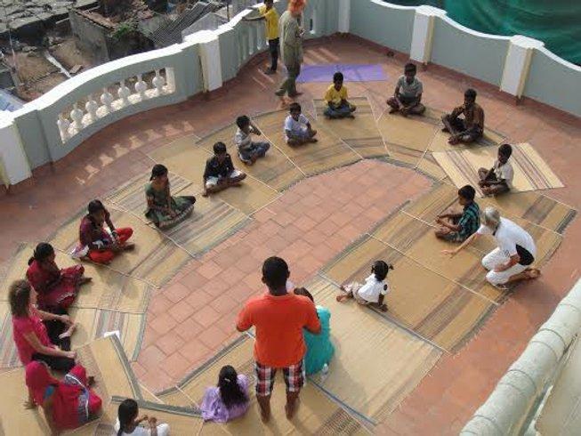 8 Days 95hr Yoga For Kids Teacher Training in France
